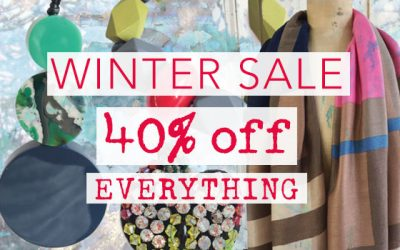 End of Season 40% OFF EVERYTHING