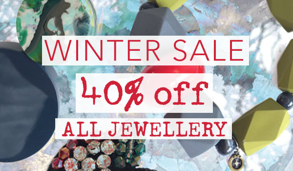 End of Season Jewellery Sale